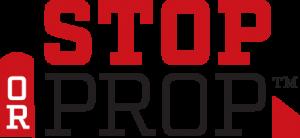 Stop or Prop Logo